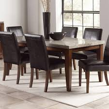granite dining table for high end and sophisticated visual the new way home decor