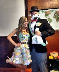 easy nerdy costumes monopoly couple costume diy nerd