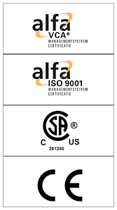 Certification About Us Bega Special Tools