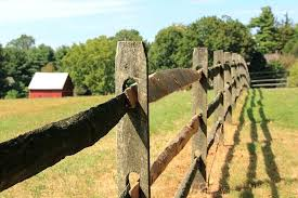 wooden farm fence. Barn Fence Red Wood Farm Old Wooden Rural And Paint Valspar