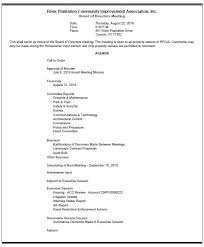 Business Agenda Rpcia Board Meeting Agenda 08 22 19 River Plantation