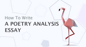 how to write analytical paper and annotated bibliography how to write a poetry analysis essay