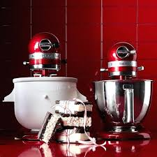 red kitchenaid mixer kitchenaid architect series stand mixer with glass bowl candy apple red red kitchenaid