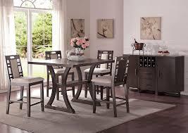 Earthy furniture Natural Design Furniture u003e Quality Furniture Quality Furniture Wa Earthy Grey Counter Height Table