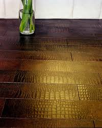 recycled leather tiles curated by modern paint floors