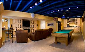 basement remodels before and after. Winsome Remodeled Basements Basement Finishing Before And After Remodels O