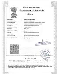 How To Create An Affidavit In India