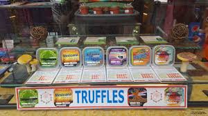 When In Amsterdam Magic Truffles Shrooms