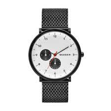 mens watch watches for men on skagen watch hald steel mesh watch