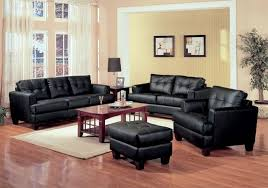 outstanding ashley black leather sofa high end living room furniture sets 689x485