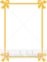 gold ribbon border gold bows christmas border christmas ribbon border