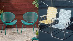 11 retro metal lawn chairs that are