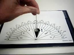 Discounted Pendulum Dowsing Charts Mirrorwaters