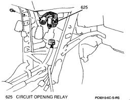 1996 geo tracker fuel pump relay location vehiclepad 1996 geo 1994 geo tracker fuel pump relay location 1994 database
