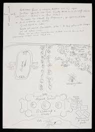 <b>Sketch</b> of Hogwarts by J.K. Rowling — Google Arts & Culture