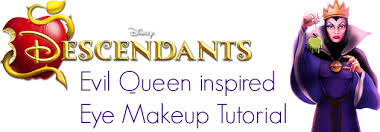 so in today s post i ll show you how i created a pretty eye makeup tutorial based upon the coloragic of the evil queen