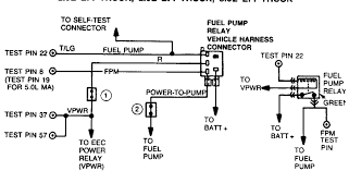 1989 ranger obd1 location 1989 ranger, where is the obd1 1990 Ford Bronco Fuel Pump Wiring Diagram 1990 Ford Bronco Fuel Pump Wiring Diagram #39 1990 Ford 350 Electrical Diagram
