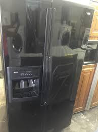 Kitchen Appliances Dallas Tx Black Kenmore Side By Side Refrigerator Sale 250 For Sale In