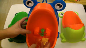 Product Review: High Quality Version 2 Frog Training Potty for <b>Boys</b> ...