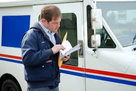 Us Postal Service Salary Chart What Hours Does A Postman Have Chron Com