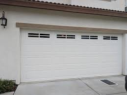 since he isn t home all the time tony wanted to take some steps to increase the privacy of his garage and garage door