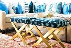 nailhead trunk coffee table gold x stool cainhoe nailhead trunk coffee table by astoria grand