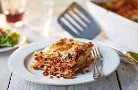 Classic Lasagne Healthy Lasagne Recipe Courgette Recipe Tesco Real Food