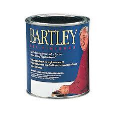 Woodworker Com Bartleys Gel Stains And Varnish