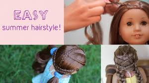 Hairstyles For Dolls With Long Hair