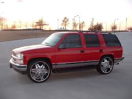 Chevrolet Tahoe - View all Chevrolet Tahoe at CarDomain