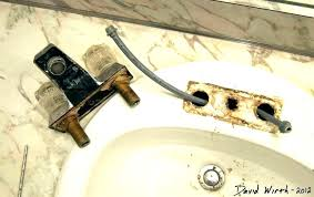 installing a new bathroom faucet amazing how to remove old bathroom faucet changing bathroom faucet changing installing a new bathroom faucet