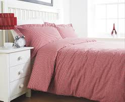 image of duvet covers king red