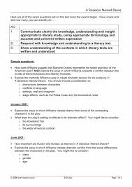 cover letter essay on streetcar d desire argumentative essay  cover letter essay questions streetcar d desire xessay on streetcar d desire