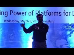 NASSCOM: Platforms and Harnessing their Power as Digital Deepens: Part 2 -  YouTube