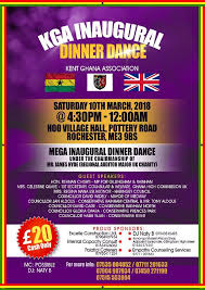 pictures of flyers invite of mayoral inauguration kga inaugural dinner dance