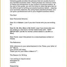 Formal Letter Format Germany Fresh Standard Business Letter Format ...