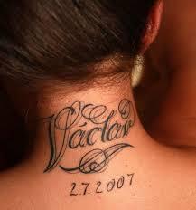 Alice Bendová Další Tetování Kvůli Miminku Ahaonlinecz