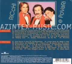 Ricchi E Poveri - Greatest Hits [2 CD] DIGIPACK