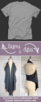 diy t shirt ideas no sew 28 best tshirt images on