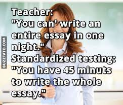 teachers while essay writing buzztato teacher essay one night