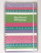 Monthly Bill Organizer Book Signature Monthly Bill Paying Organizer Budget Book With Pockets