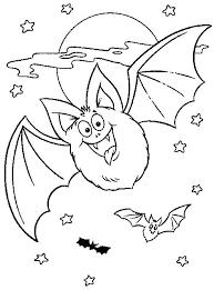 Bats Printable Bats Coloring Pages Free Printable Bat Sheets