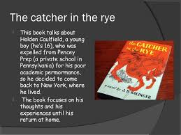 the catcher in the rye jpg cb  3 the catcher in the ryeiuml130158