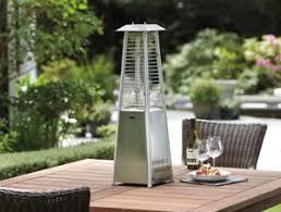 Contemporary Tabletop Patio Heater M On Simple Design