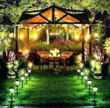 outdoor garden lighting ideas electric lights best landscape best landscape lighting89