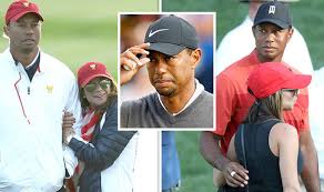 Tiger Woods girlfriend: British Open star cosies up to Erica Herman in  unearthed snaps | Celebrity News | Showbiz & TV | Express.co.uk