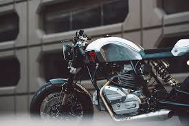 for sale ducati 860 cafe racer by bryan heidt the bullitt