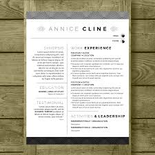 Sophisticated Resume Sample