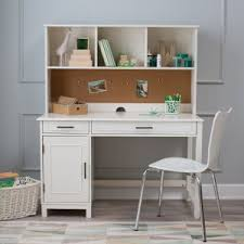 kids desk. Classic Playtime Bennington Desk With Optional Hutch And Bookcase - Vanilla Kids