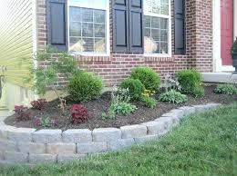 garden wall covering ideas decking garden brick